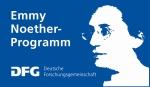DFG Logo Emmy Noether Programm